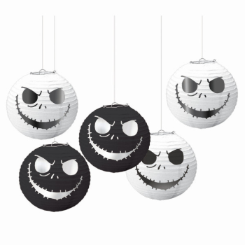 Picture of NIGHTMARE BEFORE CHRISTMAS - MINI LANTERNS