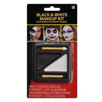Image de BLACK AND WHITE MAKEUP KIT