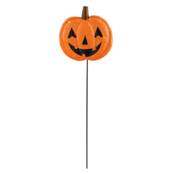 Picture of PUMPKIN METAL YARD STAKE