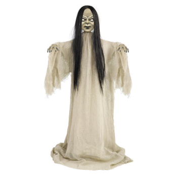 "Picture of 36"" CREEPY GIRL STANDING PROP"