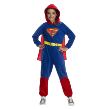 Picture of SUPERMAN ONESIE - MEDIUM