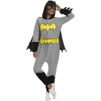 Picture of BATMAN ONESIE - MEDIUM