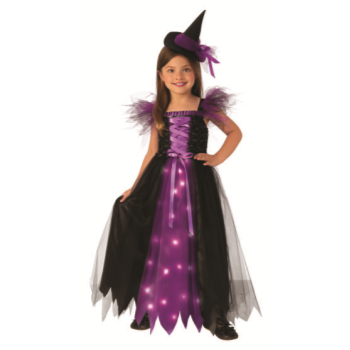 Picture of FANCY PURPLE WITCH - LARGE