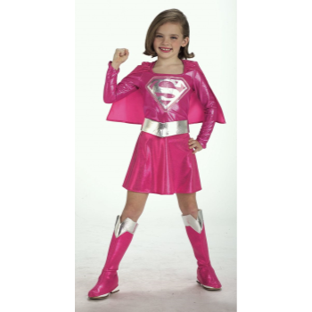 Picture of PINK SUPERGIRL - MEDIUM