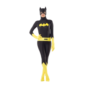 Picture of BATGIRL BODYSUIT - MEDIUM