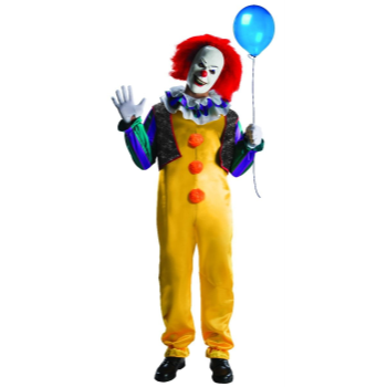 Image de PENNYWISE JUMPSUIT - EXTRA LARGE