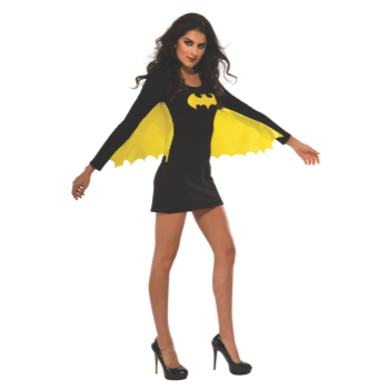 Picture of BATGIRL WING DRESS - SMALL