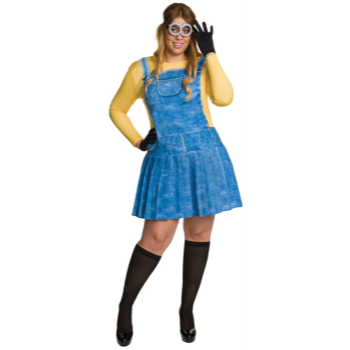 Picture of FEMALE MINION - PLUS