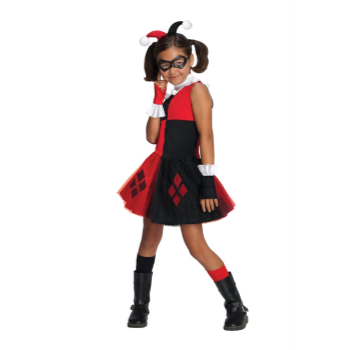 Picture of HARLEY QUINN TUTU - MEDIUM