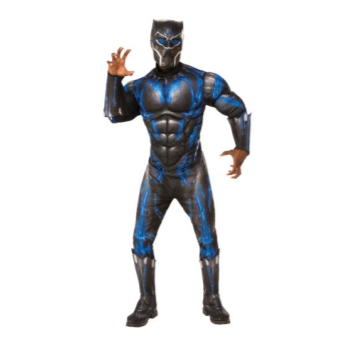 Image de BLACK PANTHER DELUXE BATTLE SUIT - EXTRA LARGE