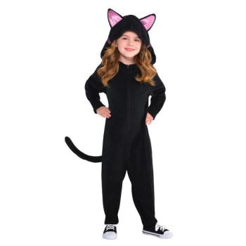 Image de BLACK CAT ZIPSTER - KIDS SMALL