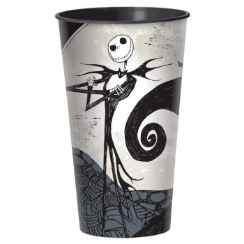 Picture of NIGHTMARE BEFORE CHRISTMAS PLASTIC 32oz CUPS