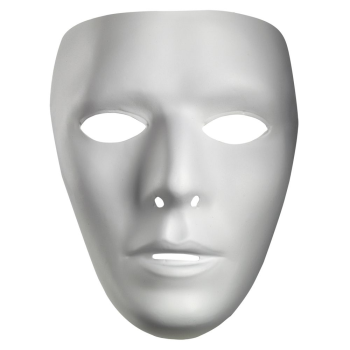 Picture of WHITE FULL MASK