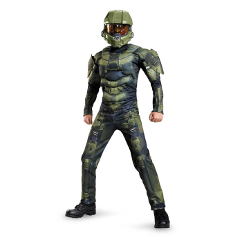 Image de HALO MASTER CHIEF DELUXE - LARGE