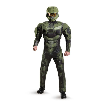 Image de HALO MASTER CHIEF DELUXE - EXTRA LARGE