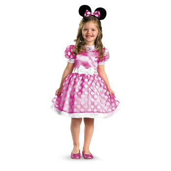 Picture of PINK MINNIE MOUSE - SMALL 4-6X