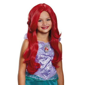 Picture of ARIEL DELUXE WIG - CHILD