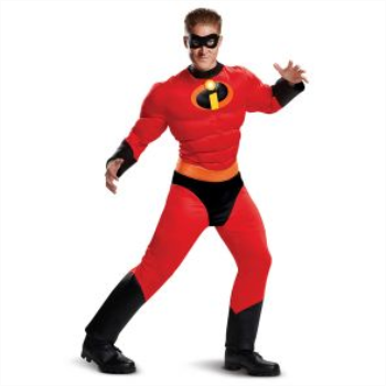 Image de MR INCREDIBLE CLASSIC - EXTRA LARGE