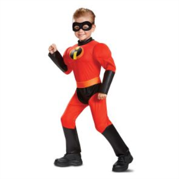 Image de THE INCREDIBLES DASH DELUXE - MEDIUM 3T-4T
