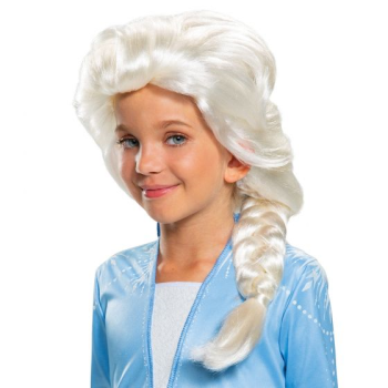 Picture of FROZEN ELSA WIG - CHILD