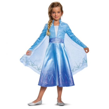 Picture of FROZEN 2 ELSA DELUXE - EXTRA SMALL 3T-4T