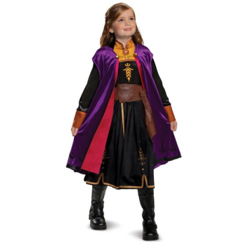 Picture of FROZEN 2 ANNA DELUXE - MEDIUM 7-8