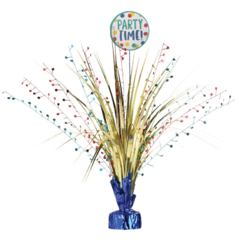 Picture of DECOR - HAPPY DOTS SPRAY CENTERPIECE