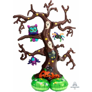 Picture of AIRLOONZ - CREEPY TREE - AIR FILLED