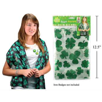 Picture of WEARABLES - ST. PATRICK'S SCARF