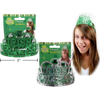 Picture of WEARABLES - ST. PATRICK'S TIARA