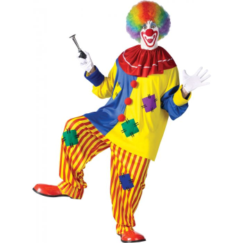 Image de BIG TOP CLOWN - ADULT ONE SIZE