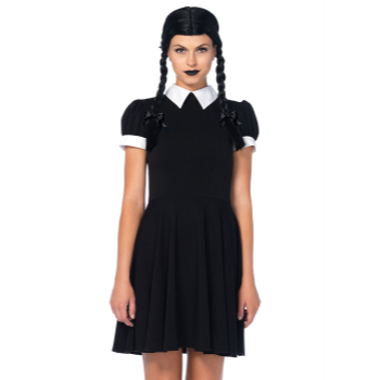 Picture of GOTHIC DARLING COSTUME - MEDIUM/LARGE