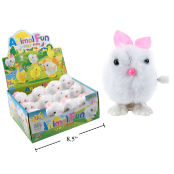 Picture of DECOR - WIND UP BUNNY