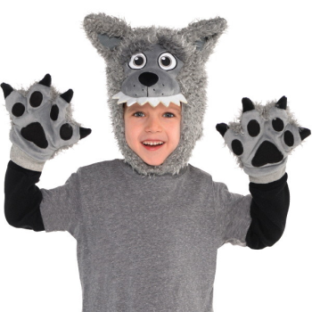 Image de ANIMAL -  WOLF KIT - KIDS
