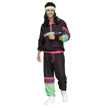 Picture of 80'S TRACK SUIT ADULT STANDARD