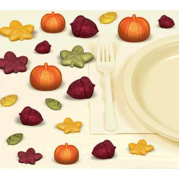 Image de FALL TABLE SPRINKLES - FOAM GLITTER