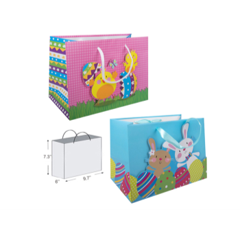 Picture of DECOR - EASTER GIFT BAGS