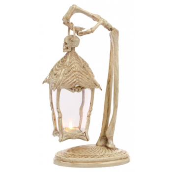 "Picture of 16.5"" SKELETON CREW LANTERN W/ ARM"