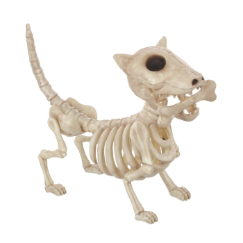 "Picture of 10.5"" DIGGER THE DOG W/ BONE IN MOUTH"
