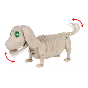Picture of SKELETON DOG - ANIMATED W/LIGHT UP EYE/SOUND