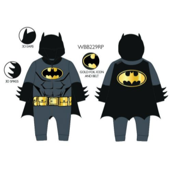 Image de BATMAN TODDLER DRESS UP - 3T