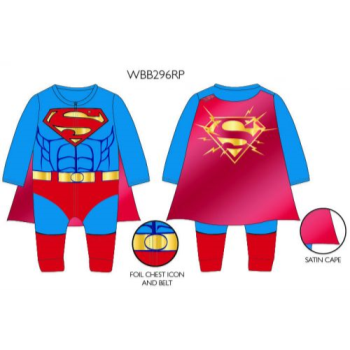 Image de SUPERMAN TODDLER DRESS UP - 3T