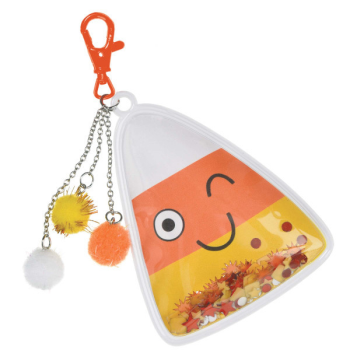 Picture of CANDY CORN BACKPACK CLIP