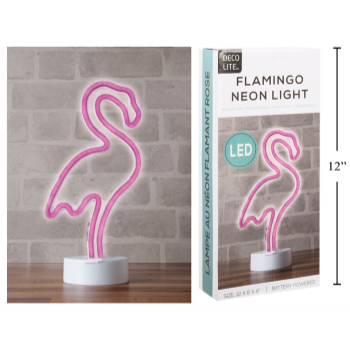 Picture of FLAMINGO NEON LIGHT