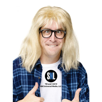 Image de GARTH WIG AND GLASSES - SNL