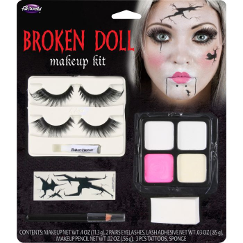 Image de BROKEN DOLL FACE - MAKEUP KIT