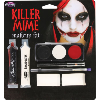 Image de KILLER MIME - MAKEUP KIT