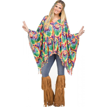 Picture of 60'S  HIPPIE PONCHO