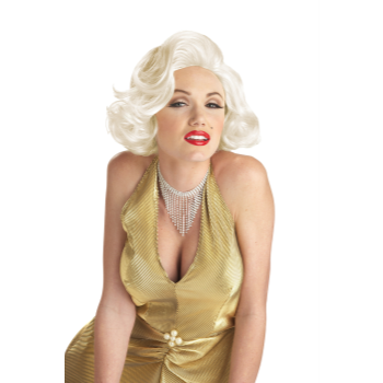 Picture of CLASSIC MARILYN MONROE WIG - ADULT
