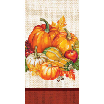 Picture of PLENTIFUL HARVEST GUEST TOWEL